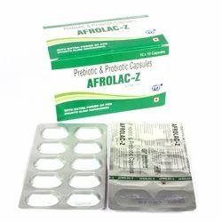 Prebiotic Probiotic Capsules