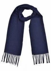 Blue Woolen Scarves
