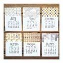 Wall Calendar Design Service