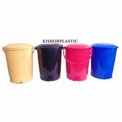 Plastic Biomedical Dustbin