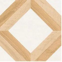 Somany Ceramic Floor Tile, Size: 60 * 60 In cm, Thickness: 5-10 mm