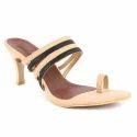Ladies Polymer Slipper, Size: 5 & 6