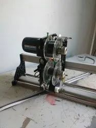 Online Ribbon Printing Machine