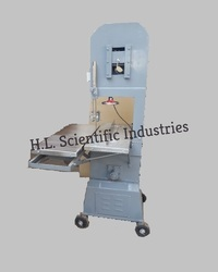 Physilab Rectangular Bone and Meat Cutting Machine, for laboratory