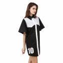 Ladies One Piece Shirt Dress