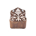 Classic Wooden Printing Block