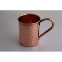 Copper Coffee Glass