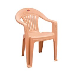 High Back Plastic Chair