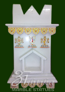 Marble Tulsi Pot At Rs 7000 Piece Marble Tulsi Stand