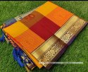 Patapati Fancy Saree, Packaging Type: Box