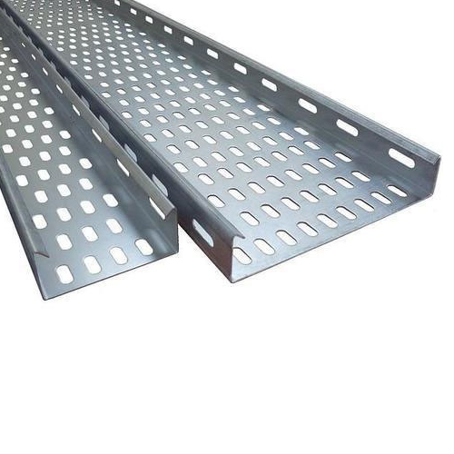 Hot Dip Galvaniser Perforated Cable Tray Hot Dip