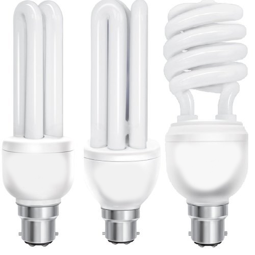 Ceramic Round CFL Light, 5 W And Below, Rs 180 /piece Allied Sales ...
