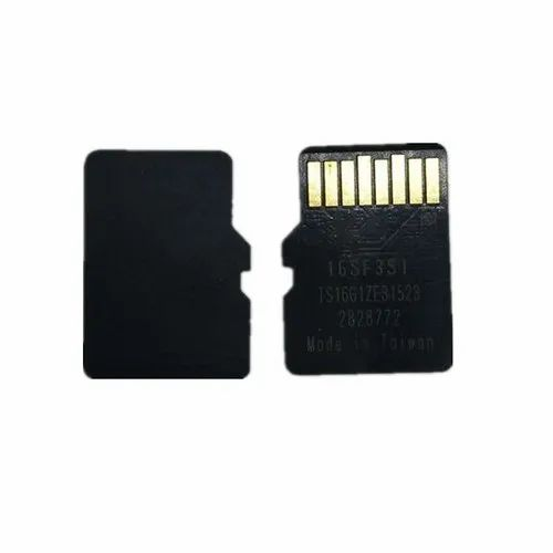 Memory Card, Size : 2 GB to 64 GB