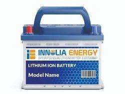 Bike Electrical Vehicle Lithium Innolia Battery, Capacity: 24ah