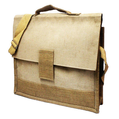 Jute Beige Executive Conference Bag