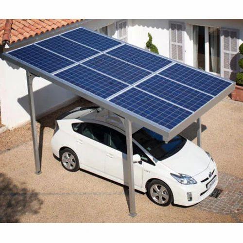 Solar Carport Commercial Solar Carports Louvered Styles