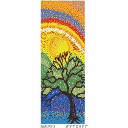 Glass Mosaic Mural