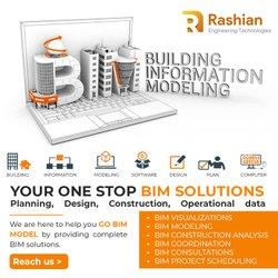 BIM Building Information Modeling Service