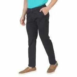 SF7552059 Mens Black Lycra Trousers