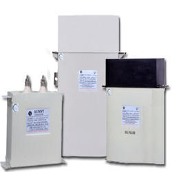 Oil Filled High Voltage Capacitors, For Electrical Industries