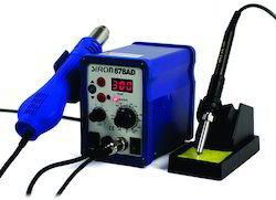Siron 878AD 2 In 1 Digital SMD Rework Station