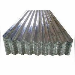 锌涂层镀锌波纹板S,用于屋顶,240 MPa至550 MPa