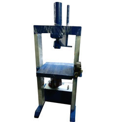Hydraulic Paper Plate Machine lever type standing