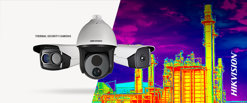 HIKVISION Day & Night Vision Thermal CCTV Camera