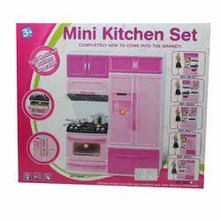 Baby Girls Mini Kitchen Set Rs 700 Piece Shubham International Id 14679883930