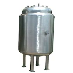 Jacketed Vessel