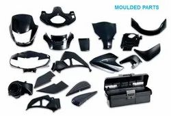 LE Plastic Automotive Molded Parts