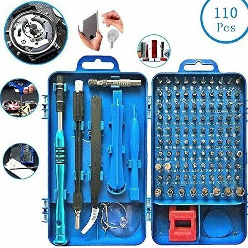 Screw Driver Set 110 in1