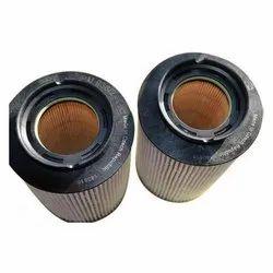 Glass Fiber Fiber Cartridge Lube Oil Filter, For Filtration
