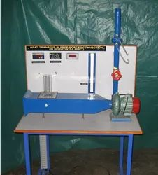 Free & Forced Convection Heat Transfer Apparatus -	Vertical Or Horizontal Duct