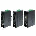 IGT-902TS Rail Gigabit Ethernet Converter