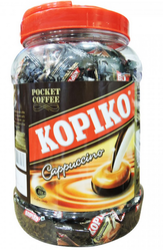 Kopiko Cappuccino Candy  874 Gram