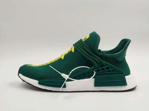 meet 0073e 7e847 Adidas Originals Human Race Shoes