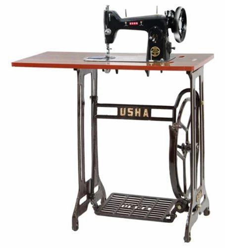 Usha Manual Pedal Machine Usha Stitching Machine उषा सिलाई Simple Usha Manual Sewing Machine