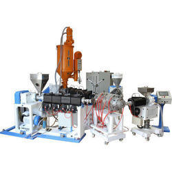LLDPE Laterals Pipe Making Machine