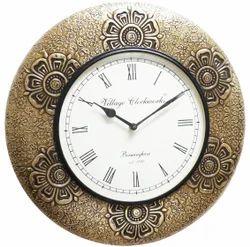 Wall Clock 16x16x10