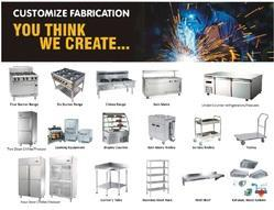 Commercial Kitchen Fabrication