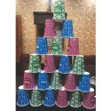 240ml Printed Paper Tea Cup, Packet Size: 50 Pieces