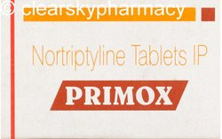 Primox Nortriptyline Tablets 25mg