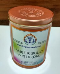 Solid Fragrance Amber 1376 Omtirth Amber Solid