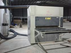 Fully Automatic K-mac Plywood Brush Sanding Machine