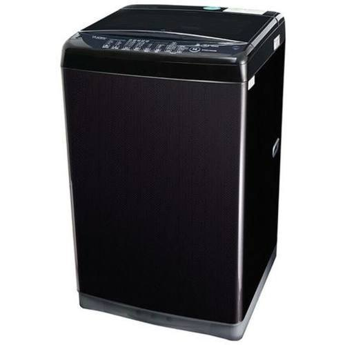 LG 7 kg Fully Automatic Top Load Washing Machine, T8077NEDLK, Black K...