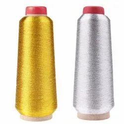 Metallic Poly Film Yarn
