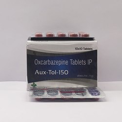 Oxcarbamazepine 150mg Tablets(auxtol 150)
