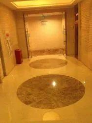 Honey Onyx Marble Flooring Service