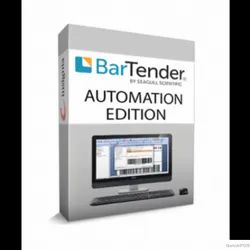 Bartender Automation Version Label Designing Software